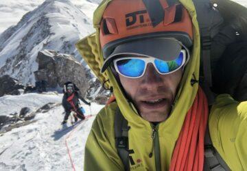 Horolezectví mě naučilo pracovat se stresem, to se v advokacii hodí, říká Marek Disman