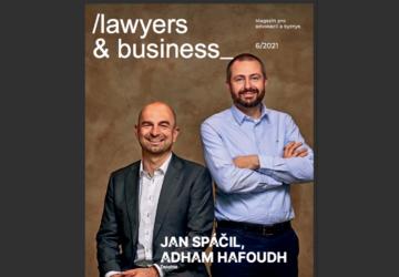 Vychází nové číslo Lawyers & Business!