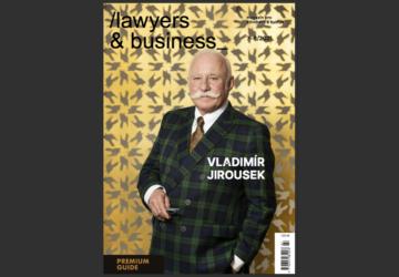 Nový Lawyers & Business: Kdo bude novým šéfem ČAK?